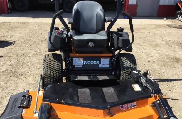 "Woods FZ27 61"" Zero Turn Mower"
