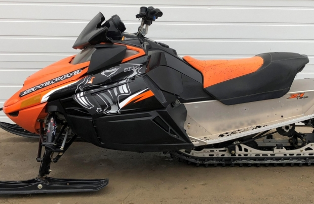 2011 Arctic Cat Z1 Turbo SnoPro