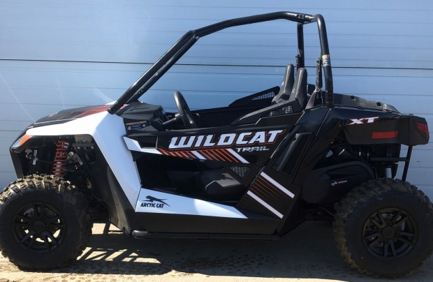 2018 Arctic Cat Wildcat Trail XT EPS