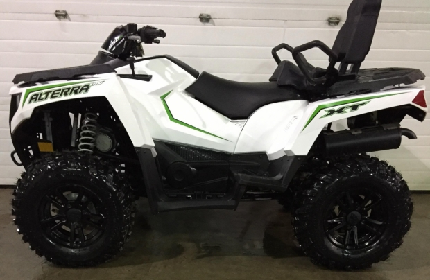 2017 Arctic Cat TRV 550 XT EPS