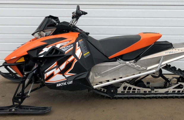 2012 XF 1100 Turbo SnoPro
