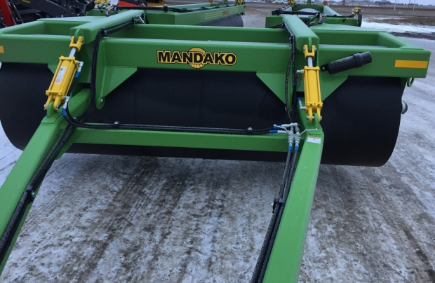 2018 Mandako L5040 50ft Land Roller