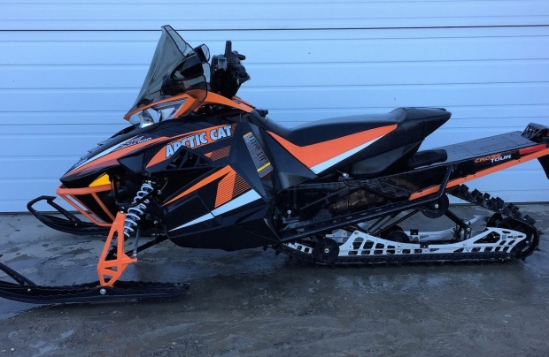 2013 Arctic Cat XF 1100 Cross Tour Turbo