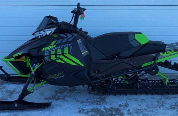 2017 Arctic Cat XF 8000 High Country LTD ES 153