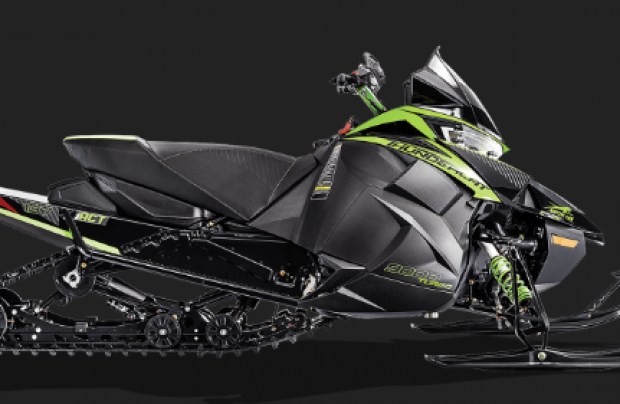 2019 Arctic Cat ZR 9000 Thundercat IACT 137""
