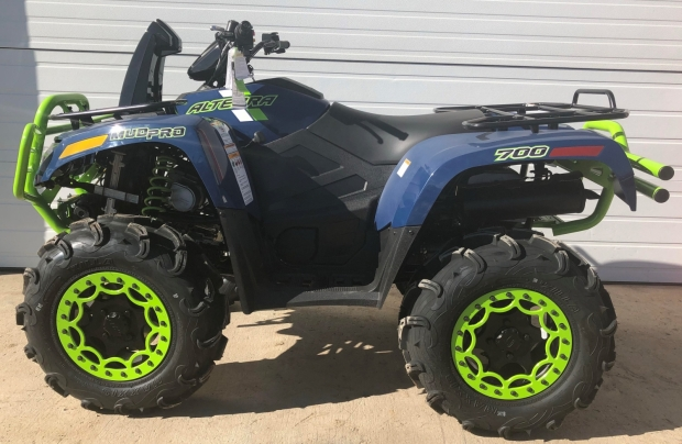 2019 Arctic Cat Alterra MudPro 700 LTD