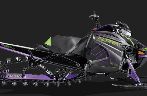 2019 Arctic Cat Mountain Cat 8000 Alpha One 154""