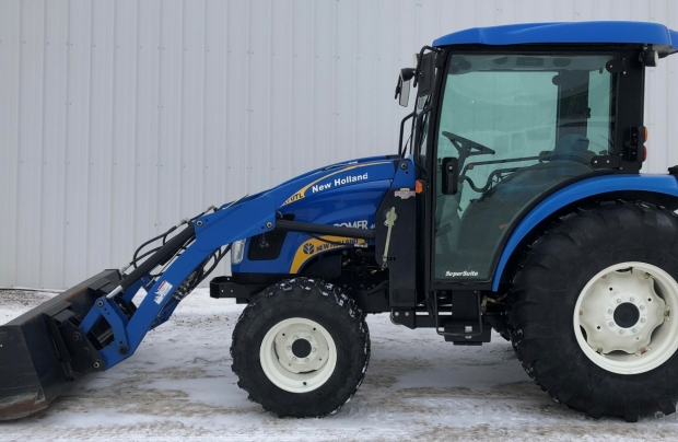 2011 New Holland Boomer 4055 Tractor