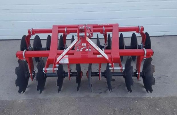 "Woods DHM80 80"" Disc Harrow"