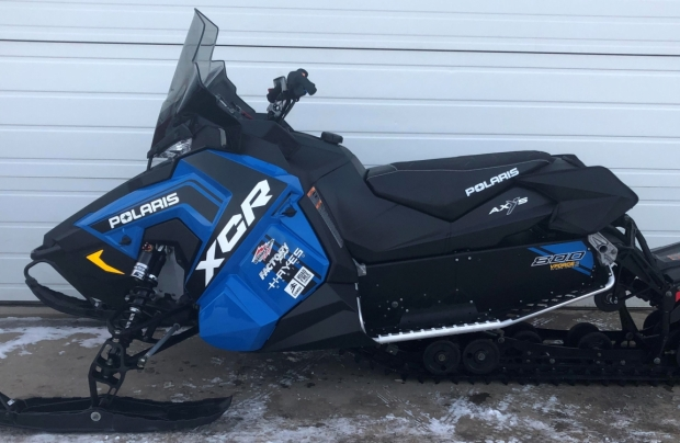 2018 Polaris XCR 800 Switchback