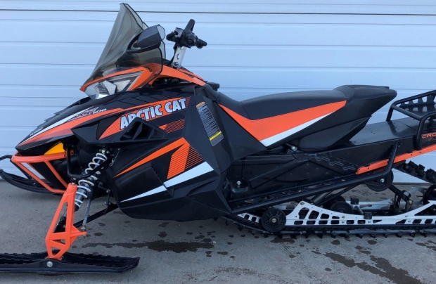 2013 Arctic Cat XF 1100 CrossTour Turbo