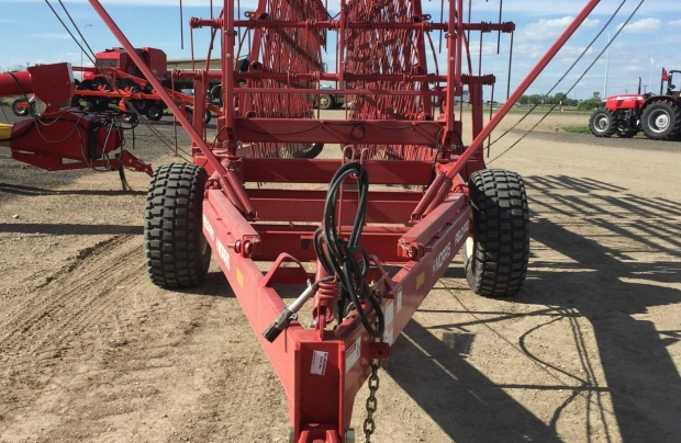 2017 Morris 70ft FieldPro Heavy Harrow