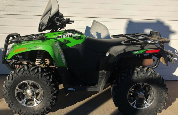 2014 Arctic Cat 1000XT ATV