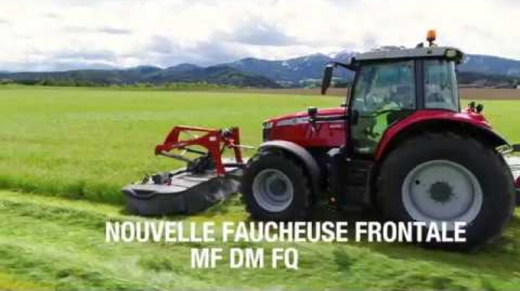 MF HAY TOOLS - FRENCH