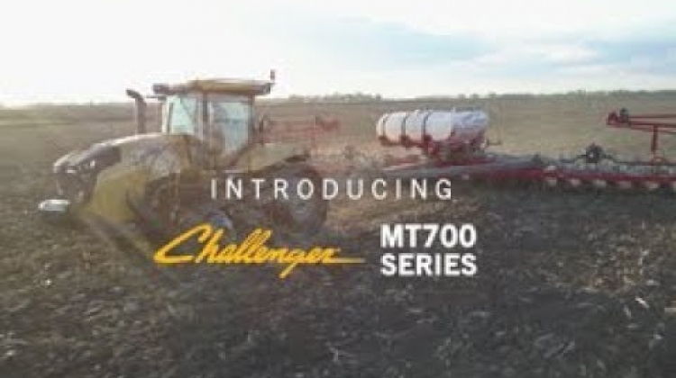 Introducing the Challenger MT700 Series