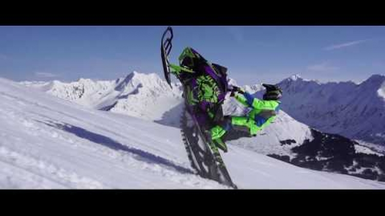 Destination Elevation: Backcountry Backyards with the Black Cats Trailer