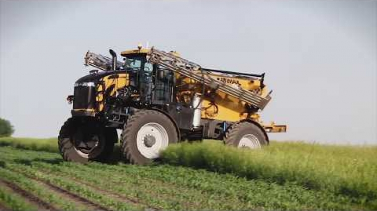 An In-Depth Look at the New Benchmark in Precision Application - RoGator C Series