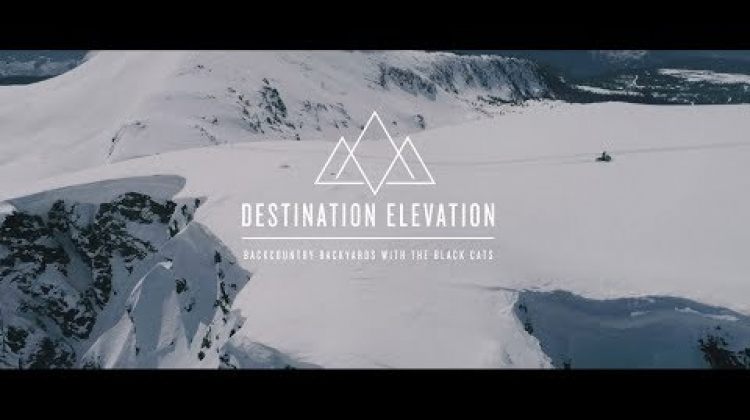 Destination Elevation: Backcountry Backyards with the Black Cats