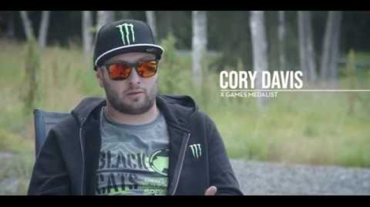 Cory Davis: Backcountry Backyards with the Black Cats
