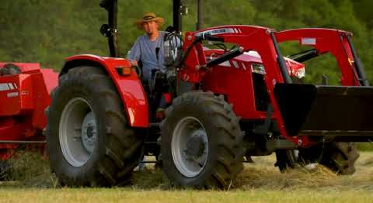 Here for Farmers, Here for You | Massey Ferguson