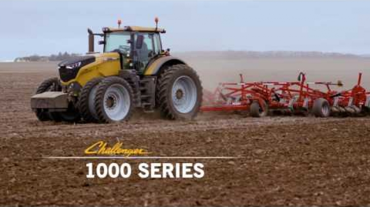 Challenger 1000 Series North America TV Spot 2017