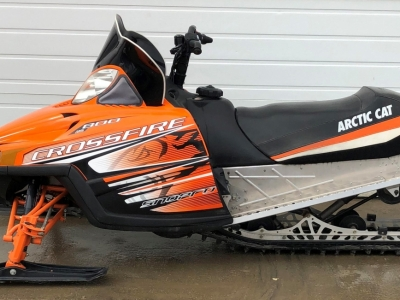 2011 Arctic Cat Crossfire 800 SnoPro