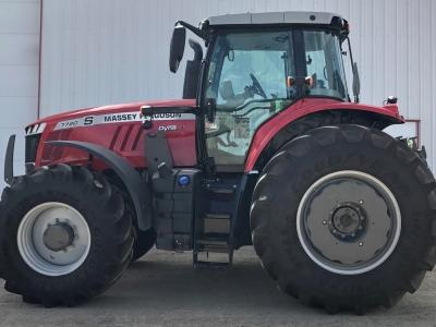 2019 Massey Ferguson 7720S Tractor