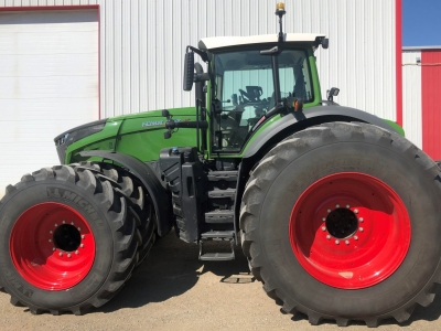 2018 Fendt 1042 Tractor