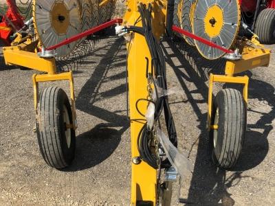 2020 Bale King VR581 14 Wheel Rake