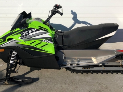 2019 Arctic Cat ZR 200 ES Snowmobile