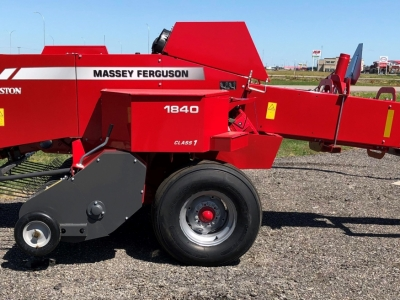 2019 Massey Ferguson 1840 Small Square Baler