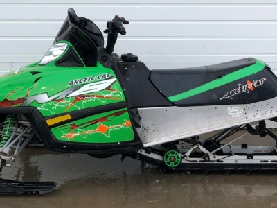 2007 Arctic Cat M800 153
