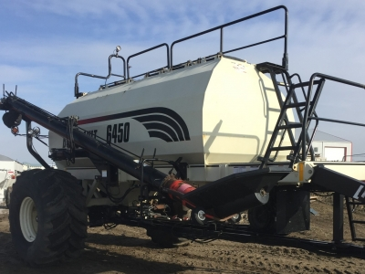 2004 Bourgault 6450 TBT Seed Tank