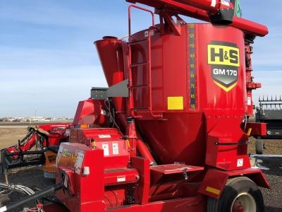 2018 H&S GM 170 Grinder Mixer