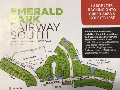 Residential Lot (Block 21 Lot 35) Fairway Road, Emerald Park