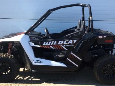 2018 Arctic Cat Wildcat Trail XT EPS