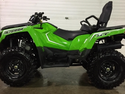 2017 Arctic Cat Alterra TRV 700 XT EPS