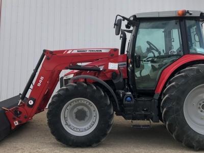 2016 Massey Ferguson 5713 SL Tractor