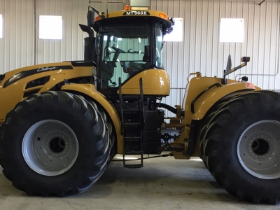 2018 Challenger MT 965E Tractor