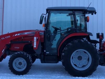 Massey Ferguson 1749 Tractor + Attachments