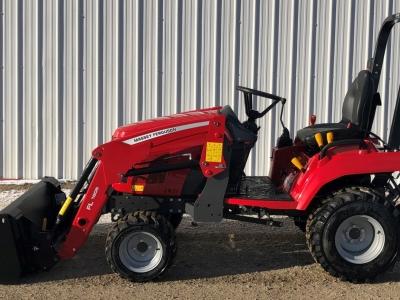 2019 Massey Ferguson GC 1723E Tractor