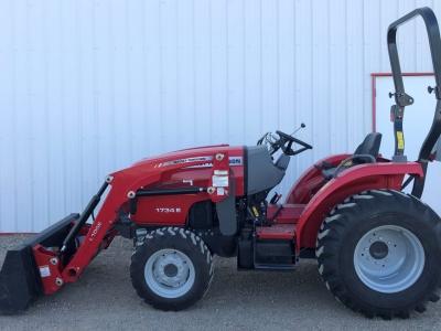 2013 Massey Ferguson 1734E HL Tractor