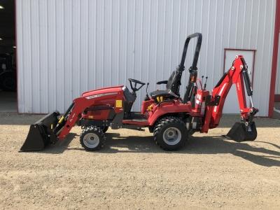 2020 Massey Ferguson GC 1725M Tractor