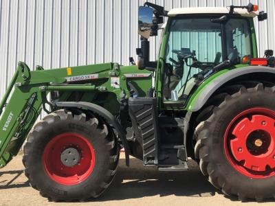 2021 Fendt 716 Vario Tractor