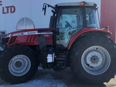 2021 Massey Ferguson 7716 Tractor