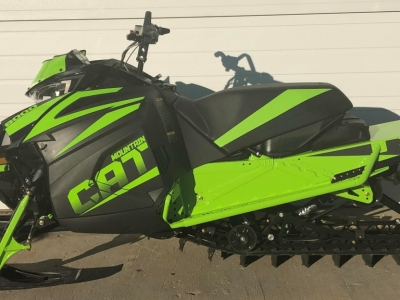 2018 Arctic Cat Mountain Cat 8000 153\