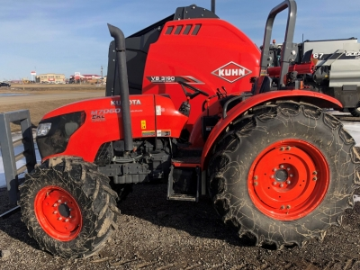 2019 Kubota M7060 FWA Tractor