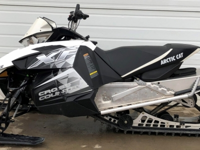 2014 Arctic Cat XF 8000 Cross Country SnoPro