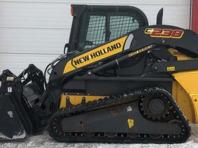 2014 New Holland c238 Skid Steer