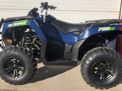 2021 Arctic Cat Alterra 700 SE